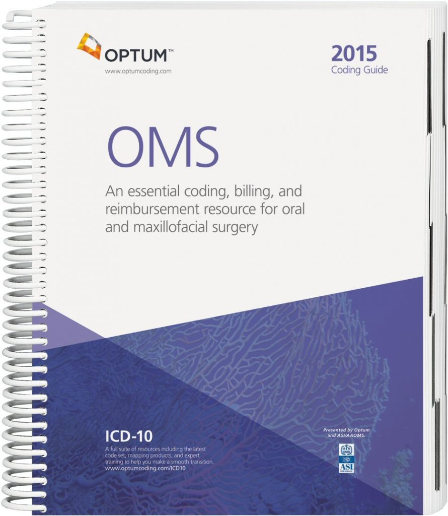 Optum 2015 coding guide for oms wasserman medical amp dental